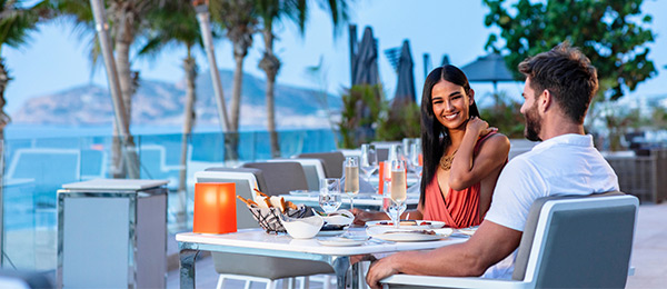 Restaurant Reservations All Inclusive at Garza Blanca Los Cabos