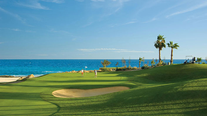 The Cabo Real Golf