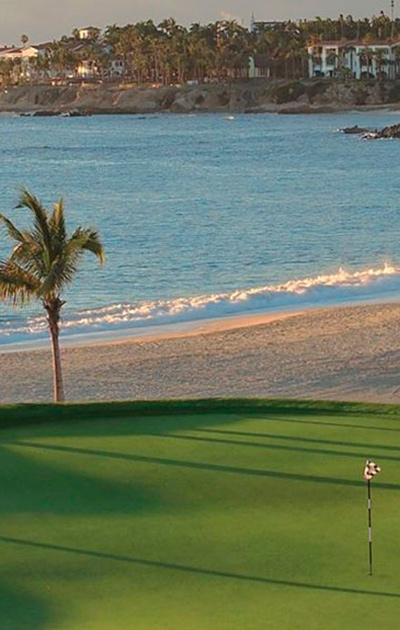 Palmilla Golf Course in Los Cabos