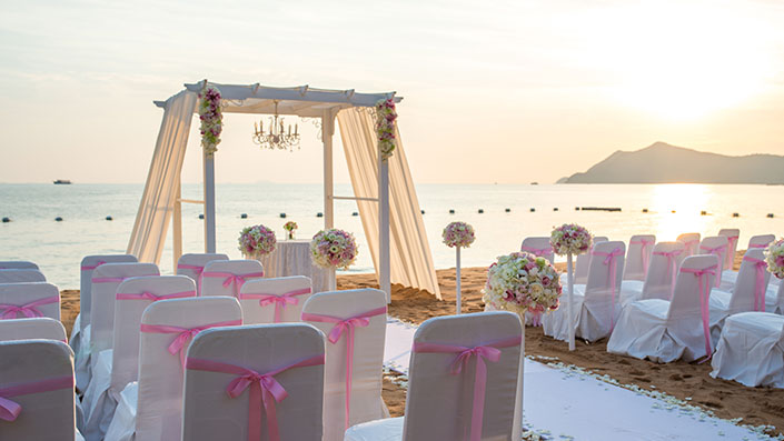 ceremony packages garza blanca los cabos